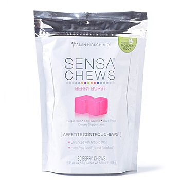 000-017 - SENSA® Chews - 30 Count