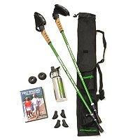 KEEN FIT WALKING POLES 9PC SET