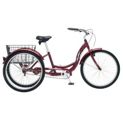 "000-330 - Schwinn 26"" Meridian Single Speed Trike"