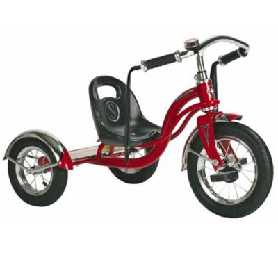 "000-333 - Schwinn 12"" Red Roadster Tricycle"
