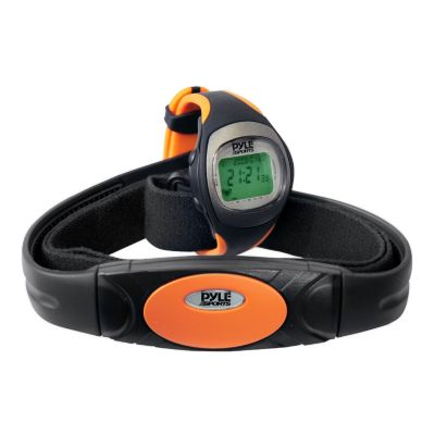 000-367 - Pyle PHRM36 Heart Rate Monitor Watch w/ 3D Walking/Running Sensor