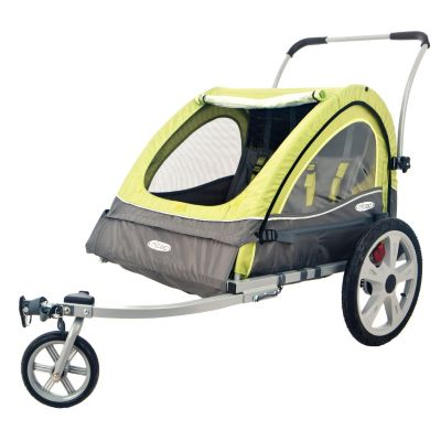 000-547 - InStep Sierra Double Seat Bike Trailer