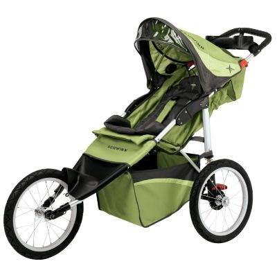 000-551 - Schwinn Arrow Single Seat Fixed Jogger