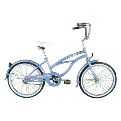 000-570 - Micargi® Baby Blue Jetta Beach Women's Cruiser Bike
