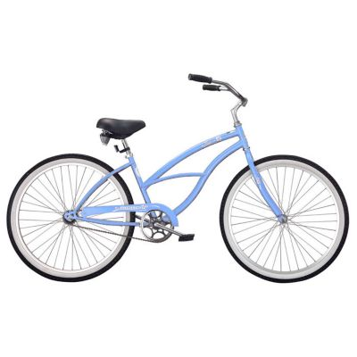 000-579 - Micargi® Baby Blue Pantera Beach Women's Cruiser Bike