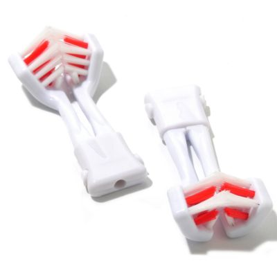 000-621 - 30 Second Smile™ Set of Two Replacement Soft Brush Heads