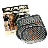 The Flex Belt 2 Sets of Replacement Pads