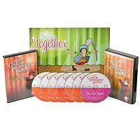 The Carol Burnett Show Carol's Favorites Collection w/ Bonus Memory Book
