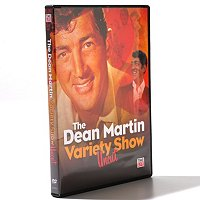 The Dean Martin Variety Show Uncut 3-Disc Set