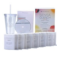 SENSA 6-Month Weight Loss System New Year, New You Blockbuster Kit