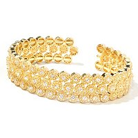 SB SS/CHOICE THREE ROW FLEX BRACELET