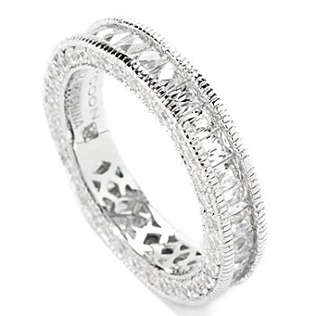 114-158 - TYCOON For Brilliante® Platinum Embraced™ 2.93 DEW Eternity Band