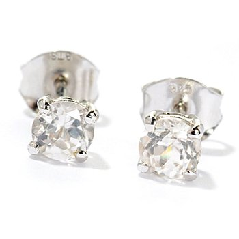 119-044 - NYC II 1.06ctw Zircon Stud Earrings