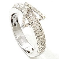 SS FLIP DIAMOND RING