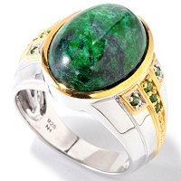MEN'S - SS/PALL RING MAW SIT SIT & CHROME DIOPSIDE