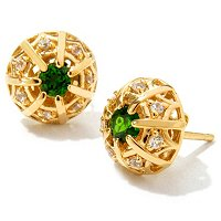 SS/ CHOICE FILL STUD EARRING