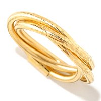 IDS 14K GOLD ORO VITA MULTI-STRAND RING
