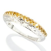 SS CHOICE DIAMOND STACK RING