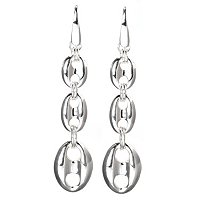 SEMPRESILVER MARINER DANGLE EARRINGS