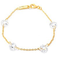 TYCOON SS/CHOICE CHOICE OF SHAPE STATION DRILLED BRACELET
