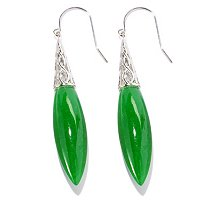 SS JADE EARRINGS