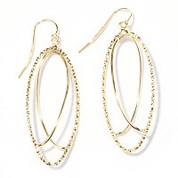 SPIRALI ORO EARRINGS