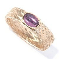 STRETCH RING/ AMETHYST