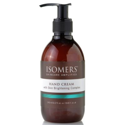 300-045 - ISOMERS Hand Cream With Skin Brightening Complex