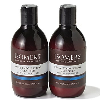 300-049 - ISOMERS Daily Exfoliating Cleanser Duo 8.12 oz Each