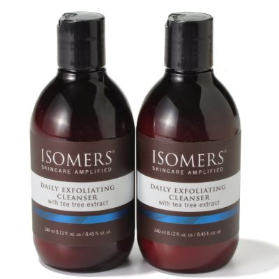 300-049 - ISOMERS® Daily Exfoliating Cleanser Duo 8.12 oz Each