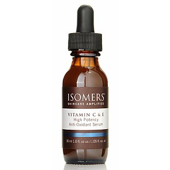 300-056 - ISOMERS Vitamin C Serum Map + E For Face - 1 oz