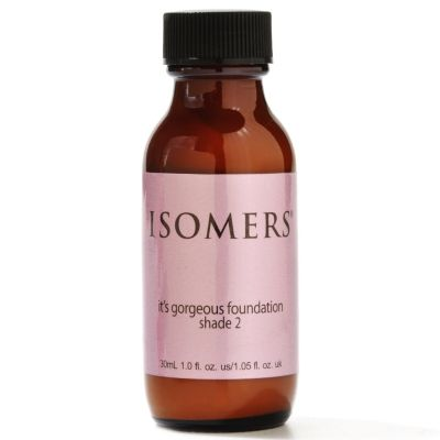 300-063 - ISOMERS It's Gorgeous! Foundation Shade 2 1 fl oz