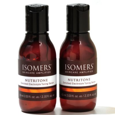 300-252 - ISOMERS Enriched Electrolyte Toning Serum Duo