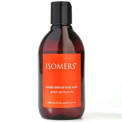 300-392 - ISOMERS WRINKLE DEFENSE BODY WASH  8OZ