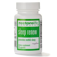 SUZANNE SOMERS RESTORELIFE SLEEP RENEW