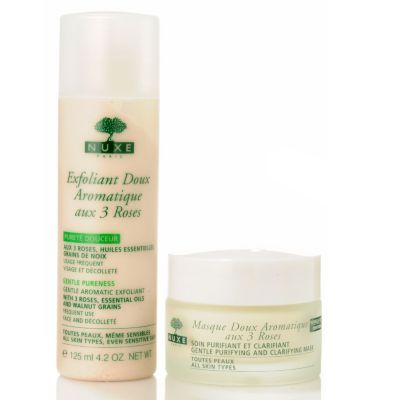 300-546 - Nuxe Exfoliant & Mask Deep Cleansing Duo