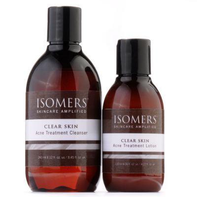 300-626 - ISOMERS Acne Clean & Clear Your Skin 2 Step System