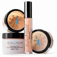 SKINN COSMETICS HIGH DEFINITION 4PC COLOR COLLECTION