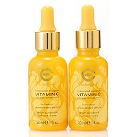 ELIZABETH GRANT VITAMIN C CONCENTRATE DUO 1OZ EACH