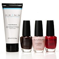 Pretty Hands Nail Polish & Hand Cream Gift Set