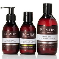 Isomers 3 Step Solution for Problematic Skin