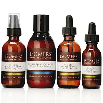 301-139 - ISOMERS Four-Piece All-in-ONE Series Skincare System