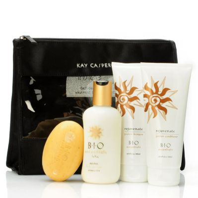 301-167 - Kay Casperson Five-Piece Bio Essential Bath & Body Collection