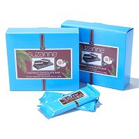 Suzanne Somers Two Boxes Snack Bars- 20 Bars Total