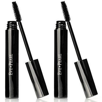 301-291 - EVE PEARL® Cosmetics Glamour Lash Mascara Duo 0.299 oz Each