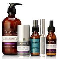 Isomers 5-Piece Stem Genesis Series Skincare Collection