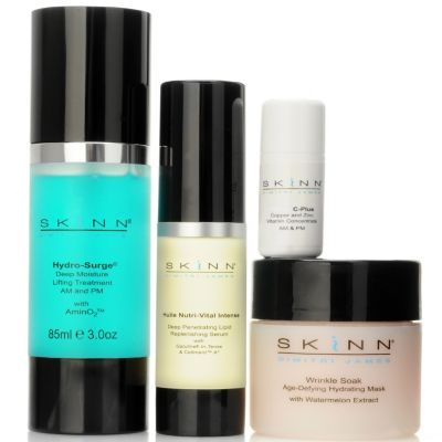 301-439 - Skinn Cosmetics Four-Piece Ultimate Moisture System