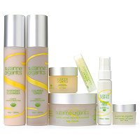 SUZANNE SOMERS 6PC ULTIMATE SKINCARE SYSTEM