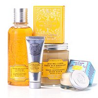 Nourishing Honey & Shea 5PC Body Collection