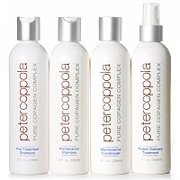 PETER COPPOLA 4PC COPAGEN COMPLEX SMOOTHING AND STRAIGHTENING SYSTEM